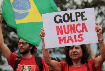 Golpe consumado en Brasil #dilmarousseff